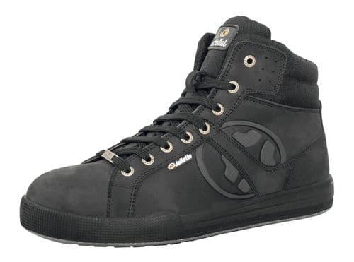 Jallatte Jalpark JMO01 Black Safety Boots